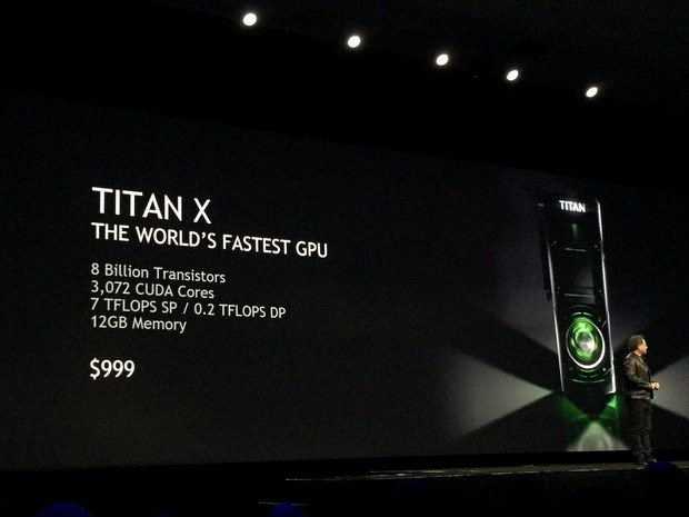 Презентация GeForce GTX TITAN X