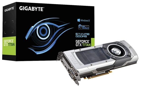 GeForce GTX TITAN от Gigabyte