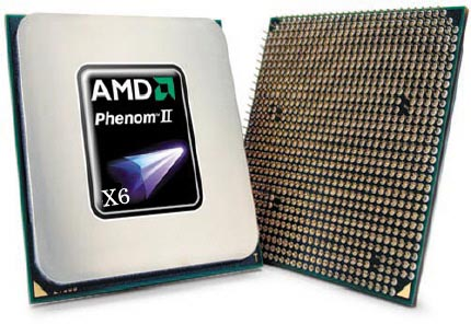 Процессор AMD Phenom II x6 1045T