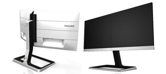 Phillips Two-In-One IPS Monitor