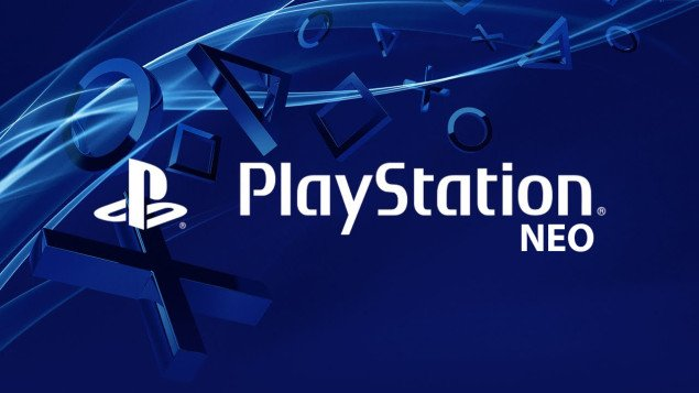 Play Station 4 Neo