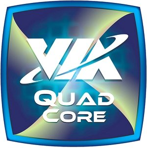 VIA Quad Core Logo