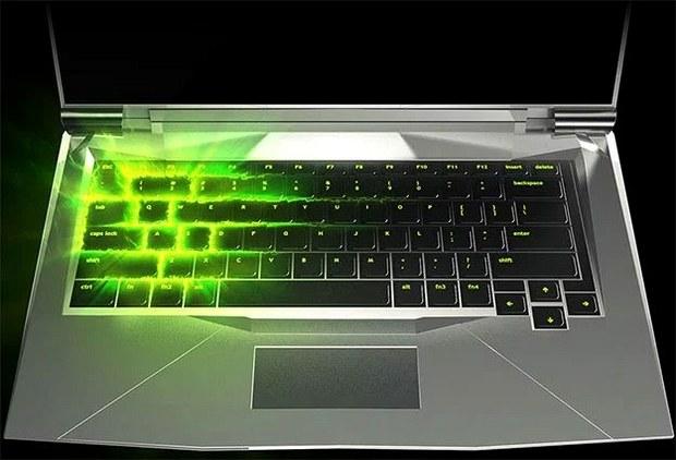 Ноутбук с видеокартой NVIDIA