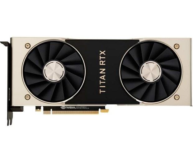 Видеокарта NVIDIA Titan RTX