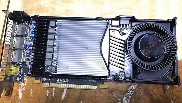 Стала известна работоспособность AMD RadeonRX 580, RX570, RX550