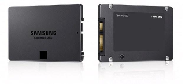 QLC SSD от Samsung