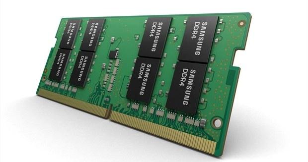 SoDIMM память от Samsung