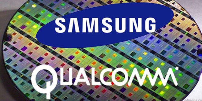 Samsung и Qualcomm