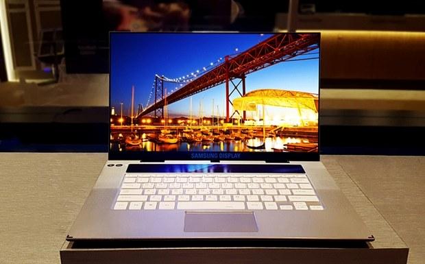 OLED дисплей для ноутбуков от Samsung