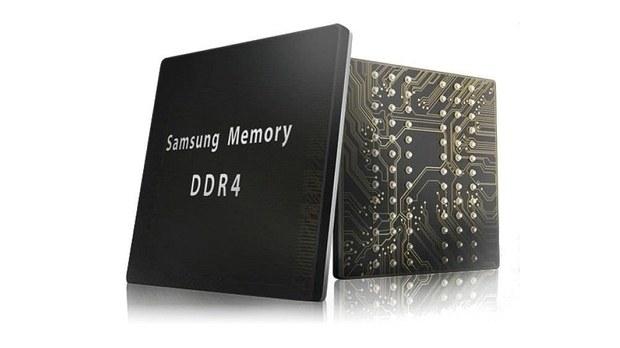 Микросхемы оперативной памяти Samsung