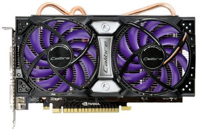 Sparkle Calibre X450G (GeForce GTS 450)