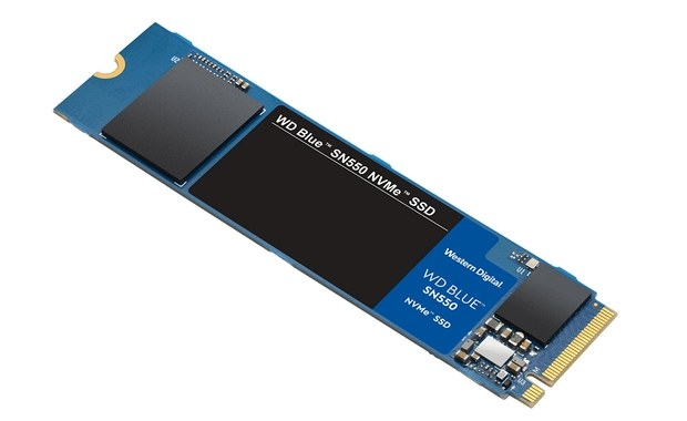SSD Western Digital Blue SN550