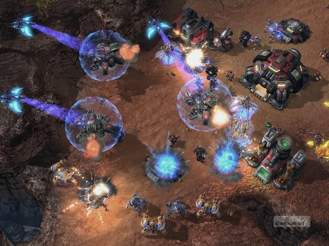 Beta Версия Starcraft 2