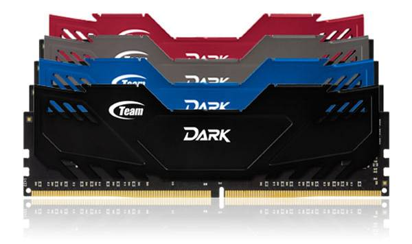Память DDR4 Team Dark