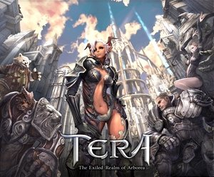 Скриншот из MMO TERA: The Exiled Realm of Arborea