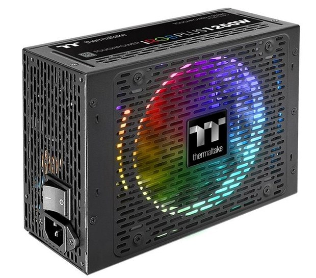 Блок питания Thermaltake Toughpower iRGB PLUS 1250W Titanium
