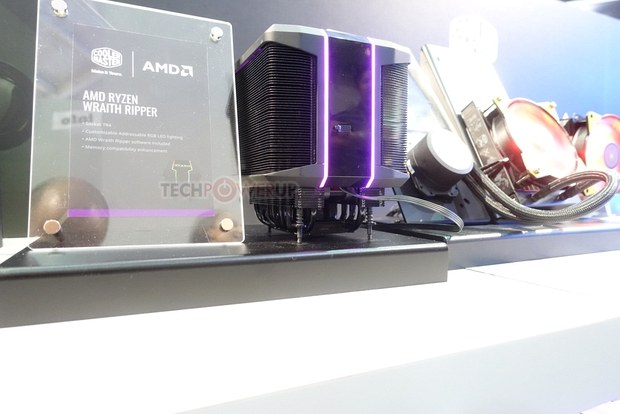 Кулер Cooler Master Wraith Ripper