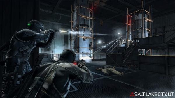 The Insurgency Pack для шутера Tom Clancy's Splinter Cell Conviction