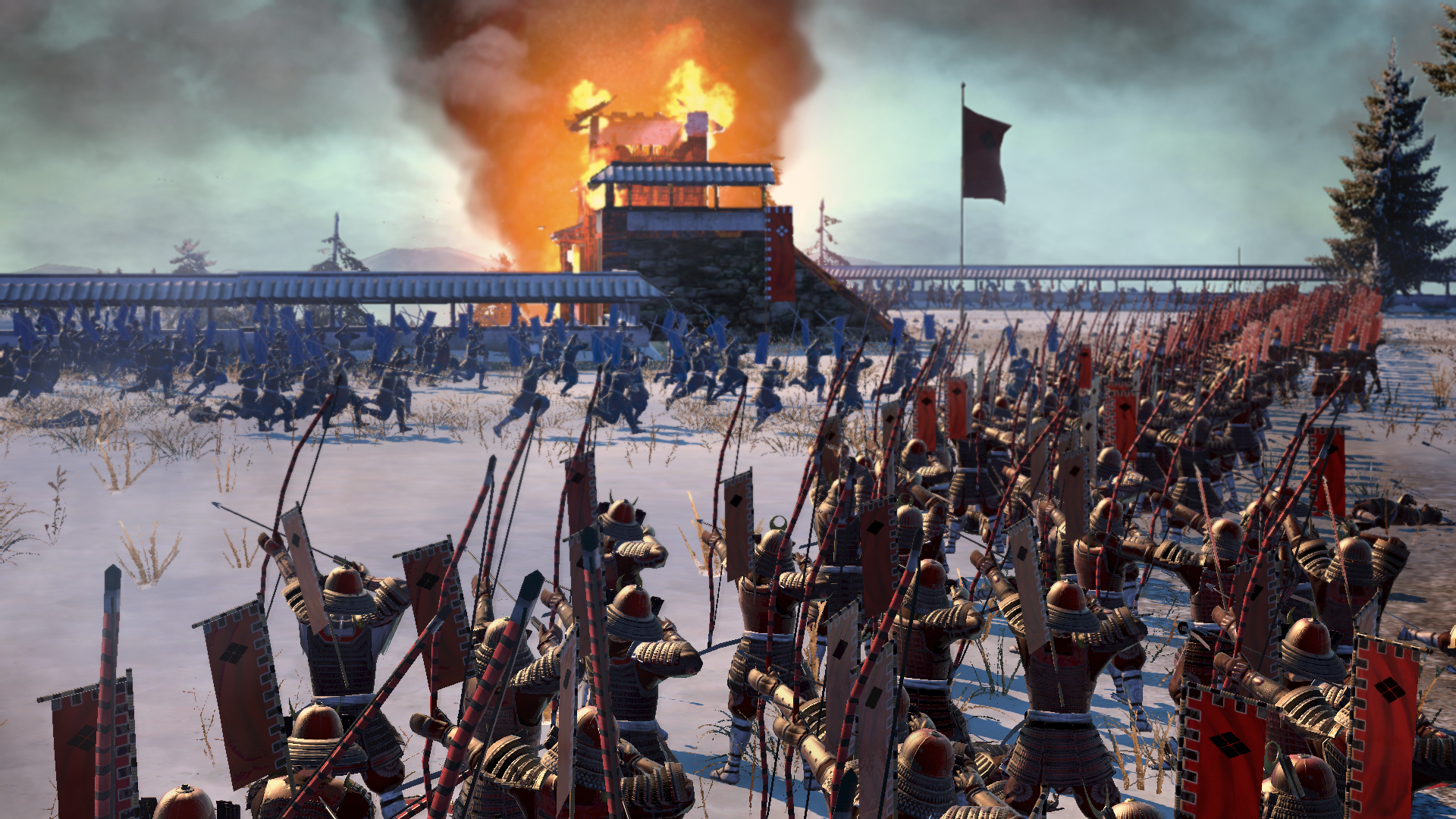 Total war segun 2