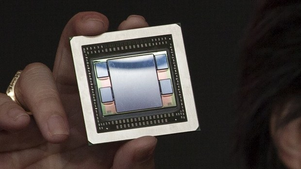 GPU AMD Vega 20