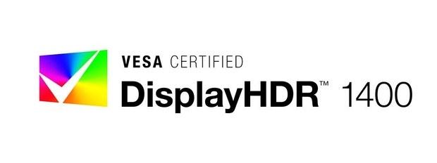 Маркировка DisplayHDR 1400