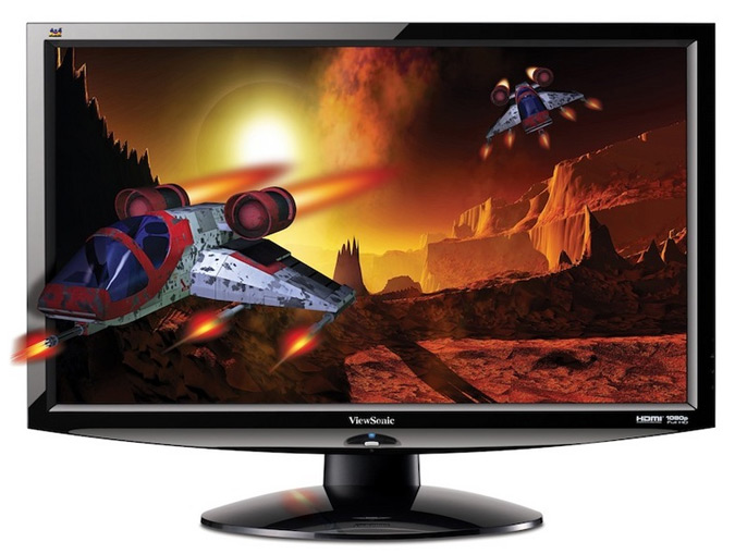 Монитор ViewSonic V3D241wm-LED