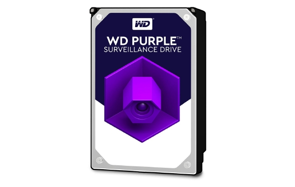 Жёсткий диск для систем видеонаблюдения WD Purple