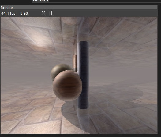 Shader Toy WebGL demo