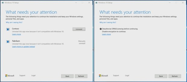Пути решения проблемы в Windows 10