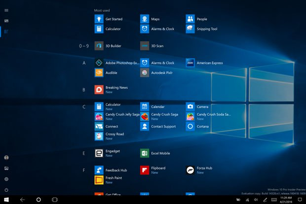 Доля Windows 10 больше нерастет