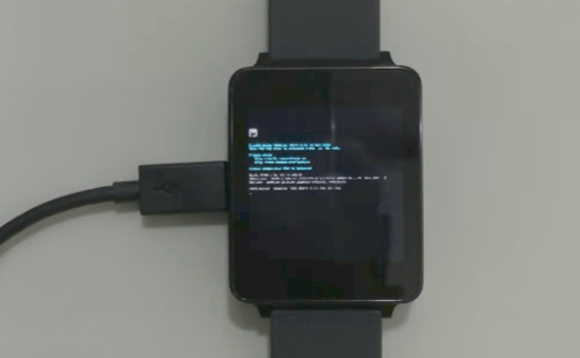 Запуск Windows на Android Wear