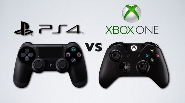 Xbox One против PS4