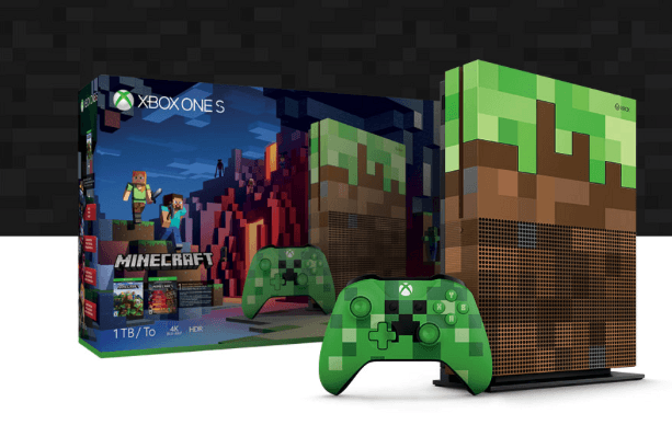 Microsoft Xbox One X Minecraft Edition