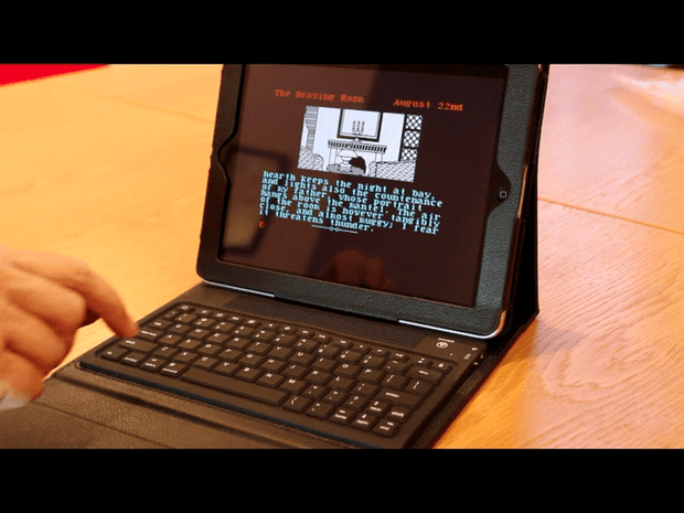 Прототип Bluetooth ZX Spectrum