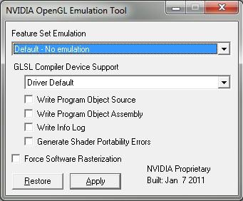 Opengl скачать Библиотеку для Windows 7 - картинка 1