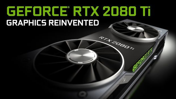 GeForce RTX - Graphics Reinvented