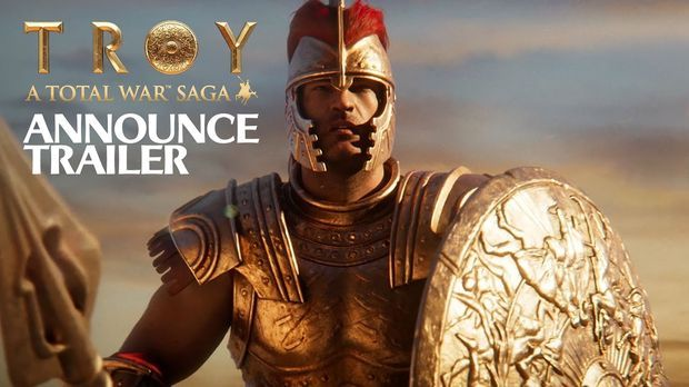 A Total War Saga: TROY - Announce Trailer