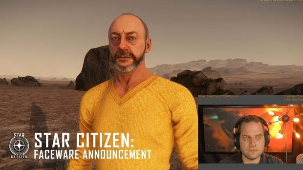 Star Citizen: Faceware Announcement
