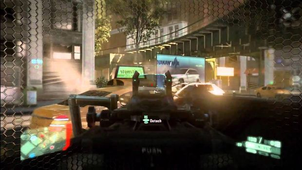 Crysis 2 - Road Rage trailer (Xbox 360)
